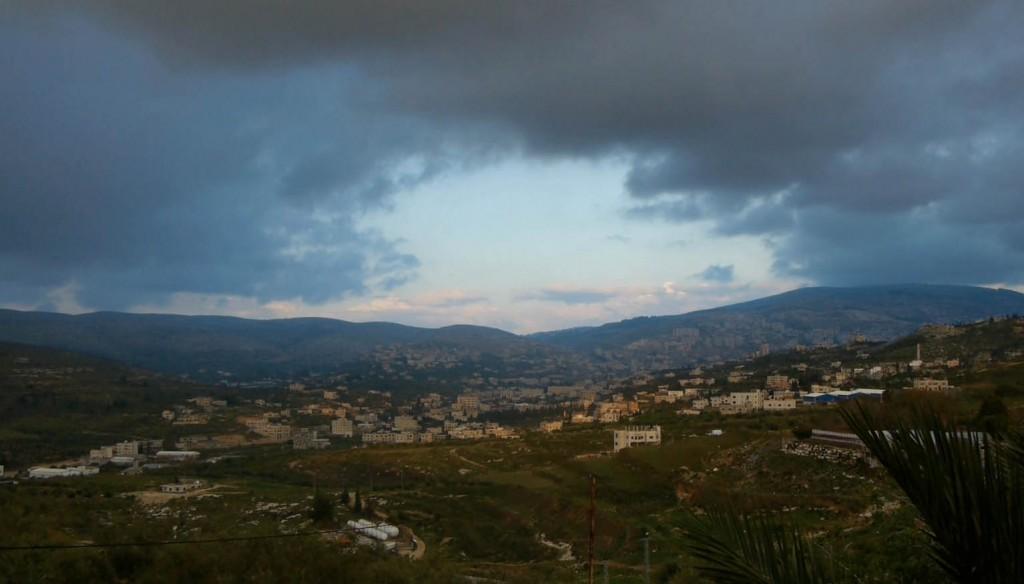 Nablus, Palästina