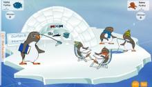 """Screenshot einer """"Themeninsel"""" des Surfscheins"""